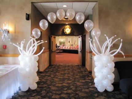 balloon arch its my party 430x322 Its My Party   Balloon Decor and Party Supply Store   Dyer, Indiana