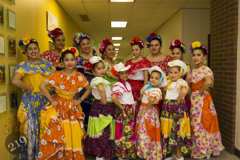 Global Groove 2013 Purdue University Calumet Ballet