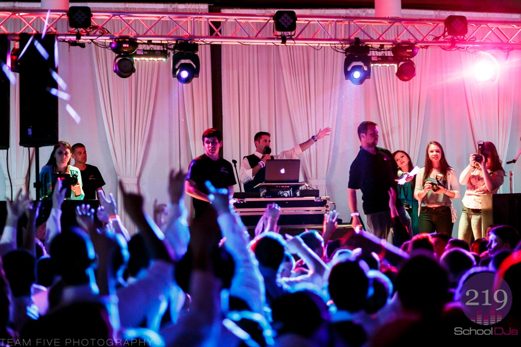 School Dance DJ 1024x682 Greatest Prom On Earth | Lake Central Prom 2013 | 219 School DJs | Halls of St. George